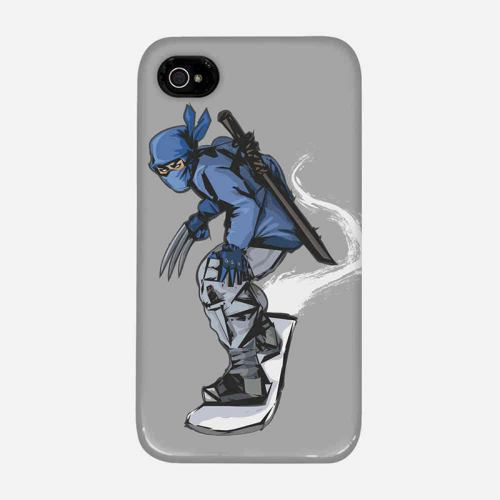 Snowboard ninja cover