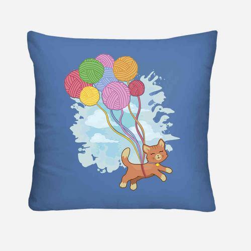 sky kitten cuscino