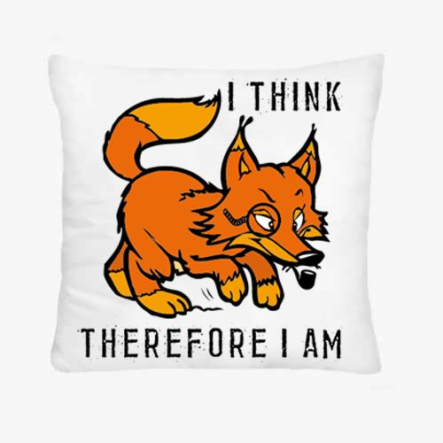 I think therefore I am cuscino