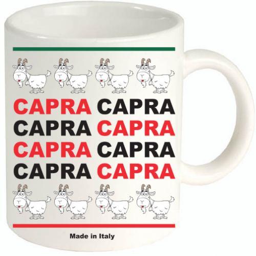 Capra Capra Capra tazza
