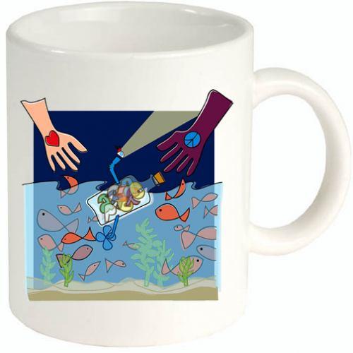Il Messaggio tazza