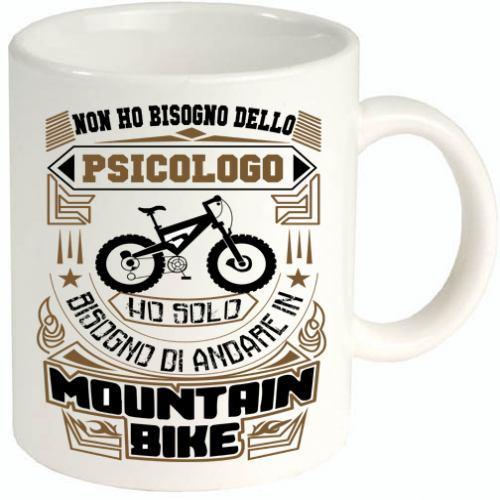 Mountainbike tazza