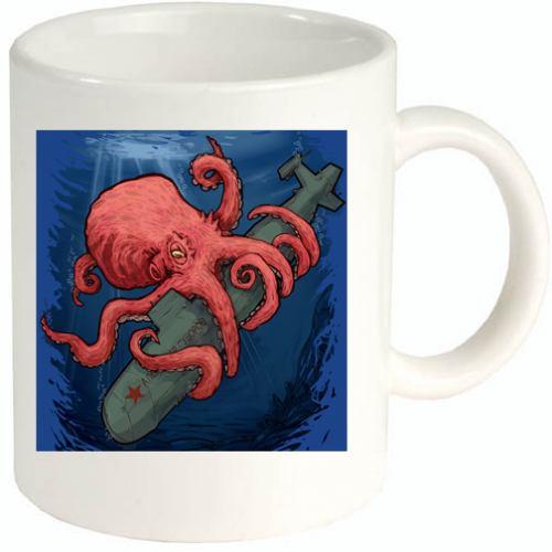 Octopus tazza