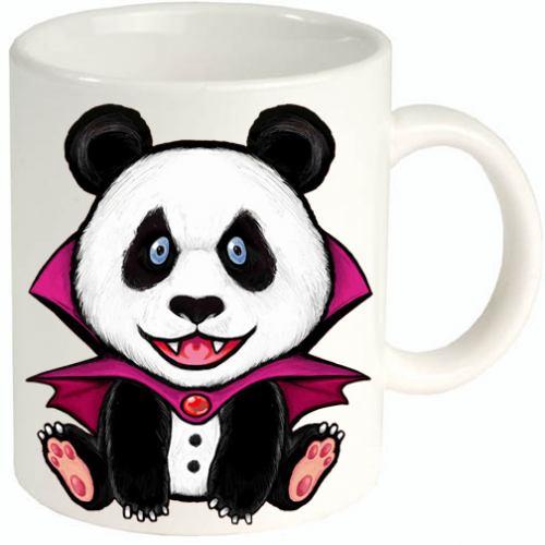 Panda Vampiro tazza