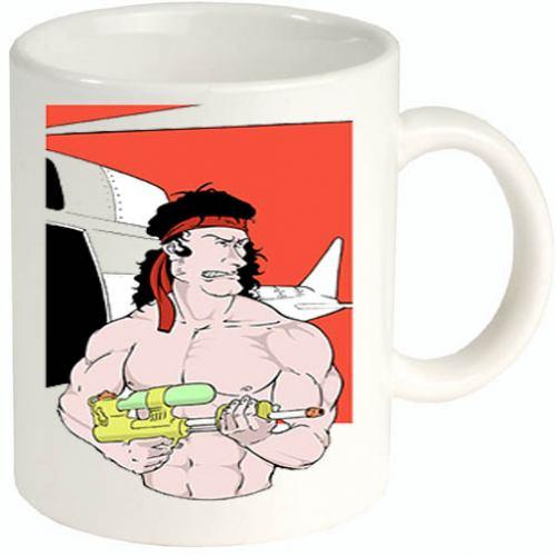 Rambo tazza