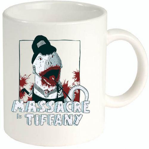 Massacre Tiffany tazza