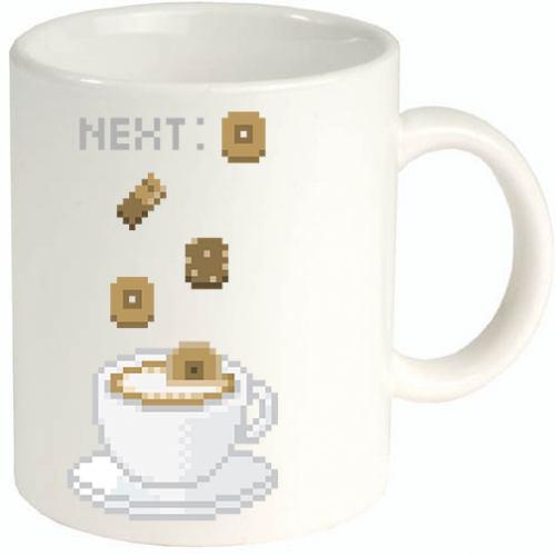 Pixel tazza