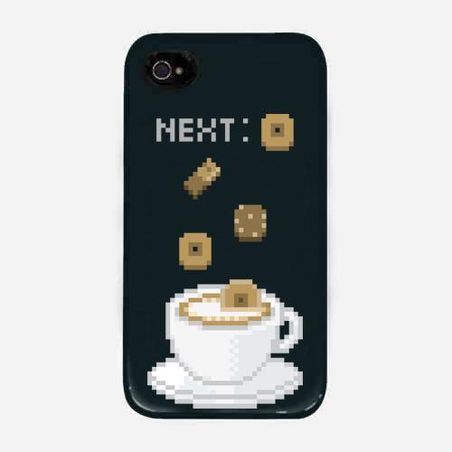 Pixel breakfast cover