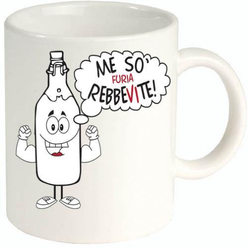 Rebbevite tazza