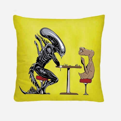 Alien cuscino
