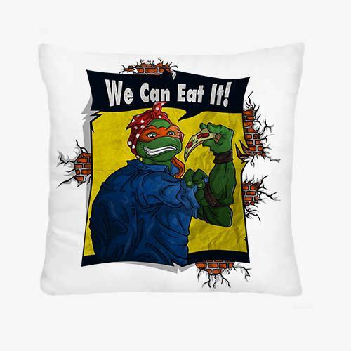 We can eat cuscino