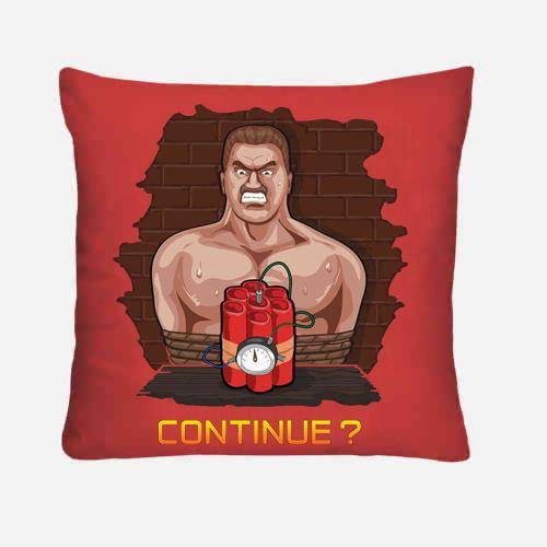 Haggar cuscino