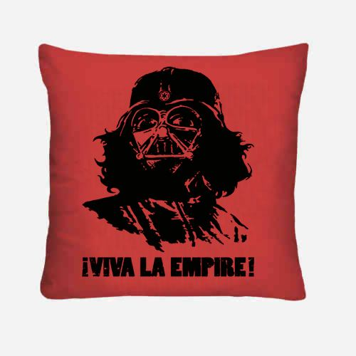 Viva La Empire cuscino