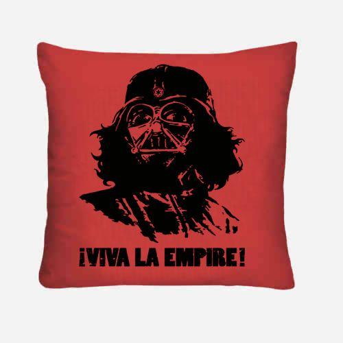 Viva La Empire cuscino