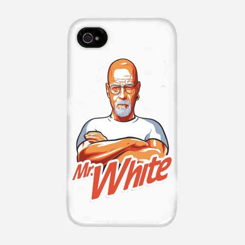 Mr. White cover